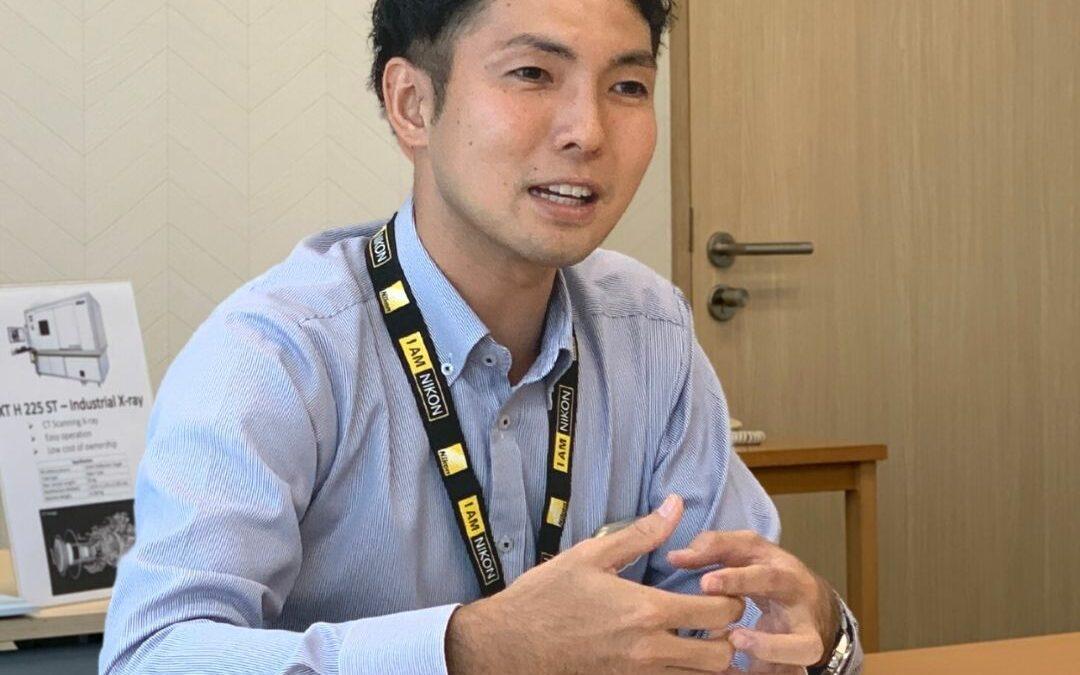 【User Interview】 Nikon Sales (Thailand) Co.,Ltd.
